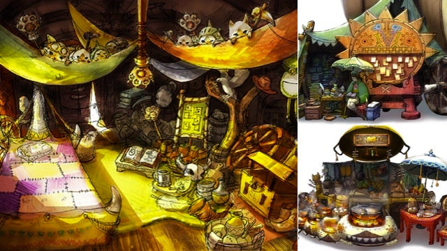 Here, Have Some Monster Hunter 4 Concept Art
