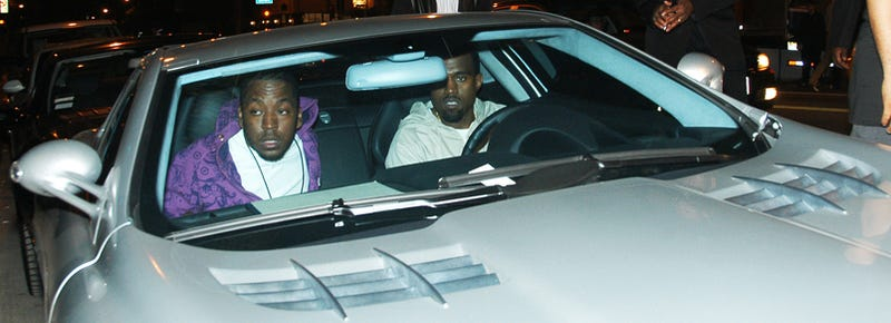 """Kanye West: """"Am I Close Enough To The Curb?"""""""