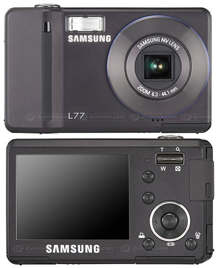 Samsung L77 Is One Skinny Shooter