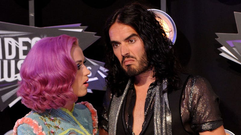 Katy Perry and Russell Brand Are Getting a Divorce