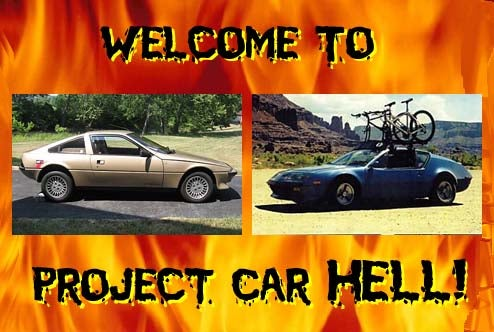Project Car Hell, Debacle Edition: Matra Murena or Alpine A310?