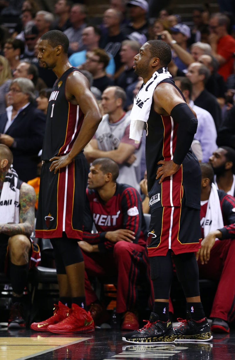 The 2014 Heat Were Worse In The Finals Than LeBron's 2007 Cavs Team