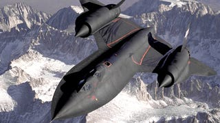 The thrill of flying the SR-71 Blackbird