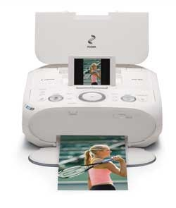 Canon Unveils New Photo Printers