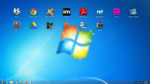 WinLaunch Brings OS X's Launchpad to Windows