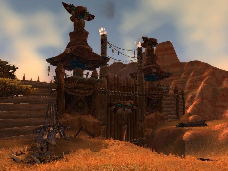 New Screenshots for World of Warcraft: Cataclysm