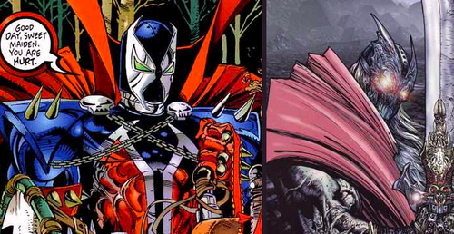 Judge rules that Todd McFarlane owes Neil Gaiman back pay for Spawn characters
