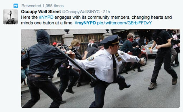 The NYPD Is Forcing Cops to Attend Twitter School