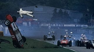 How Did Nigel Corner Survive This Crash at the Goodwood Revival 1998?