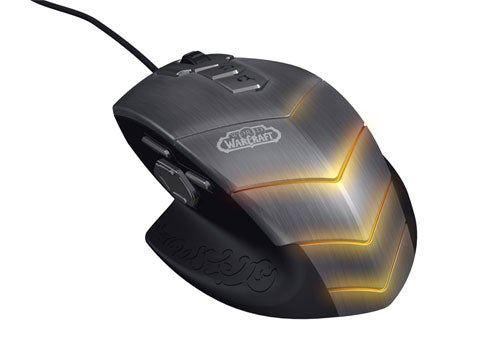 SteelSeries' WoW Mouse Isn't Screwing Around