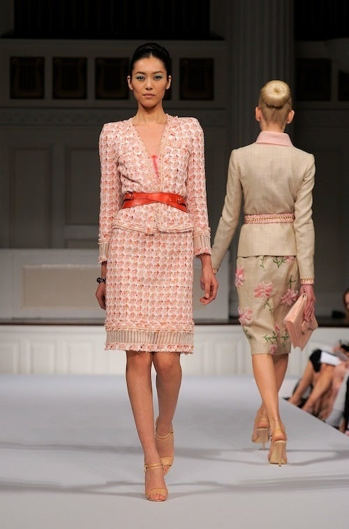Oscar De La Renta: Lovely Vintage Looks For 1000x The Price