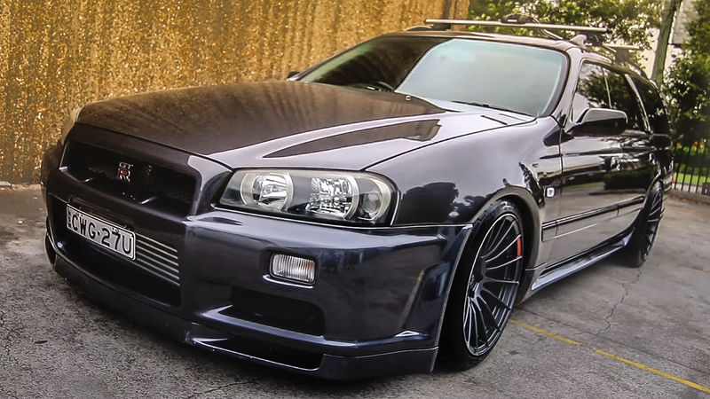 Progressive Dodge >> This Insane Station Wagon Is What Every Nissan Skyline GT-R Wishes It Could Be