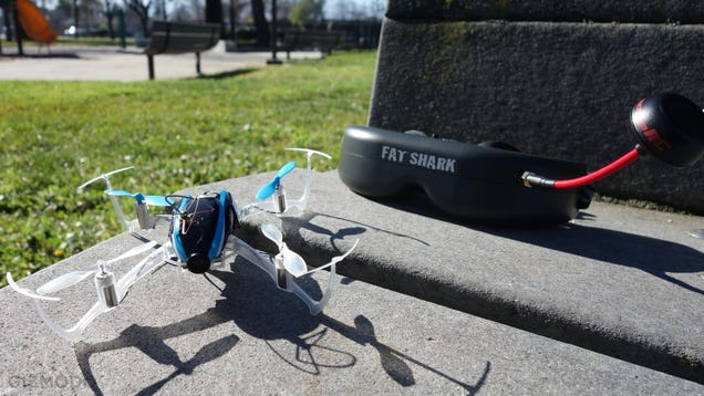 Review: I Had an Out-of-Body Experience Because of This Drone