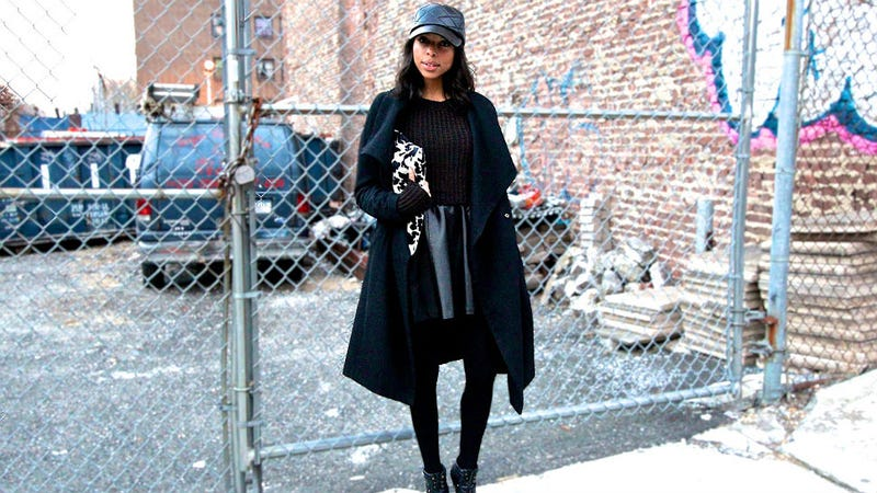 In Fashion, Black Is Still the New Black