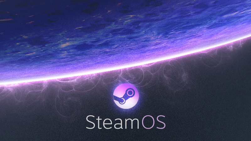 Valve Announces Steam OS