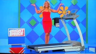 Woman in Wheelchair with No Legs Wins Treadmill on the <i>Price is Right</i>