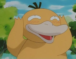 Surprise - its Psyduck! Pokemon One a Day!