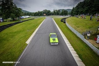 Historic Trans Am Cars at Lime Rock and The Secret Jalopnik Car