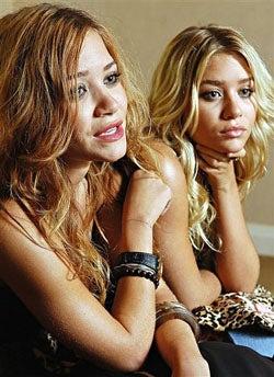 Olsen Twins Launch Jewelry Line