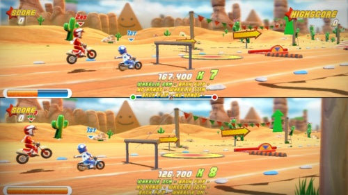 Joe Danger, Still Looking Awesome, Out this Month