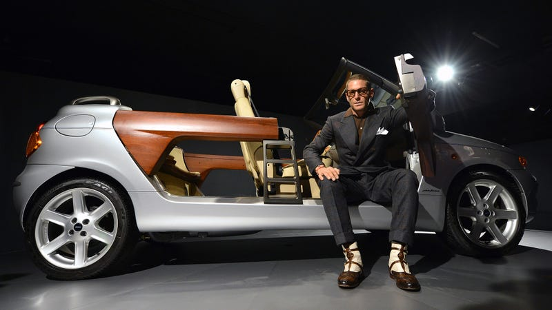 The Most Outrageous Details Of Fiat Heir Lapo Elkann And The Multipa Spider