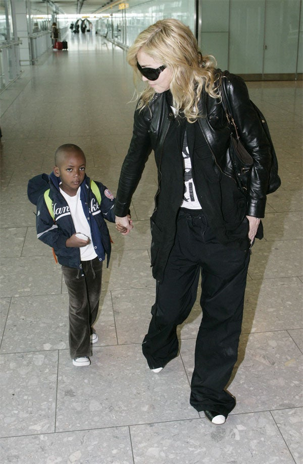 Madonna's Little Man: Playing For The Wrong Team