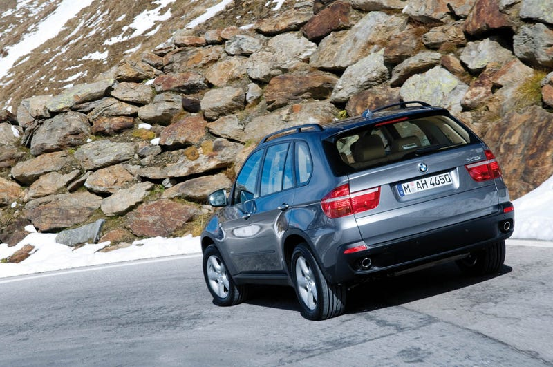 BMW X5 xDrive35d AdvancedDiesel To Challenge Audi Diesel Dominance