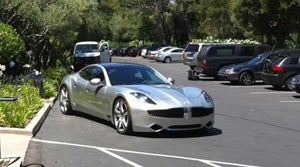 Automakers rake in cash, Fisker makes a car and Range Rover loses its top