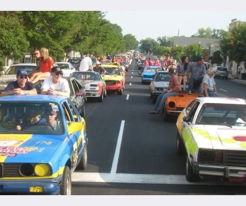 24 Hours of LeMons BS Inspection Takes Over South Carolina Town, Entire State's Property Values Plummet