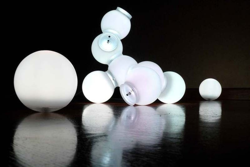 Light Balls Stack, Recharge in Compromising Positions