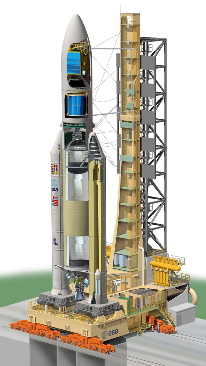 spacecraft cutaway - photo #19