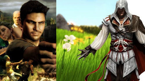 And The Nominees For The 10th Annual GDC Awards Are...
