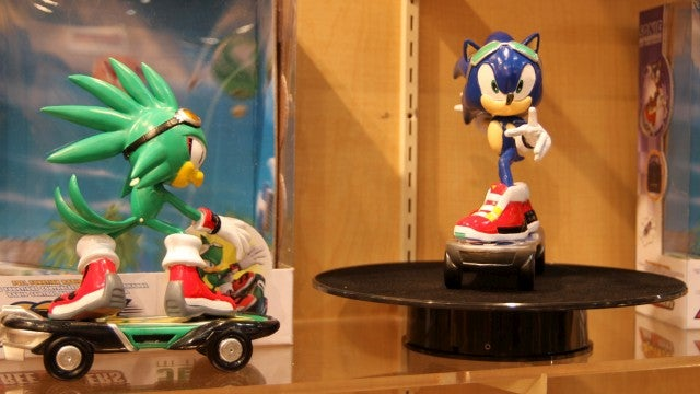 Mega Man, Duke Nukem, Sonic, Gears of War 3, Twisted Metal And More... The Last Big Toy Fair 2011 Gallery