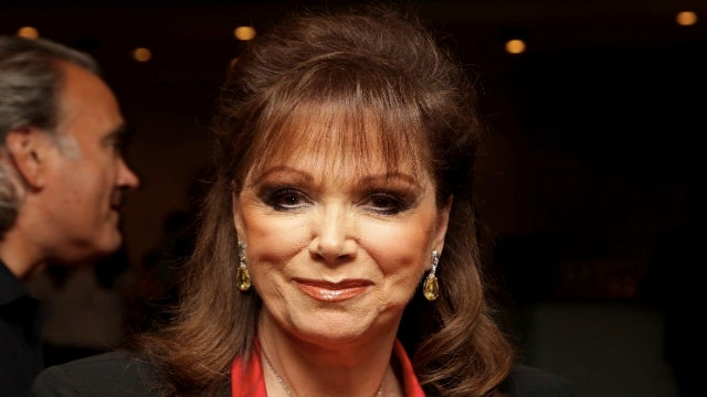 Jackie Collins Says She's The New Amy Winehouse