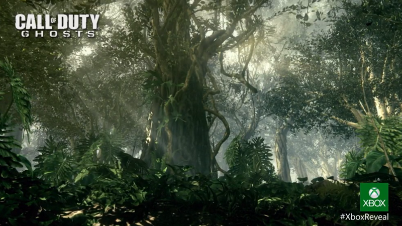 Take A Look At The Improved Tech Behind Call of Duty: Ghosts