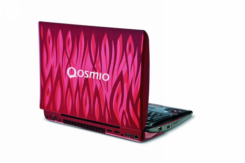 Toshiba Qosmio Line Gets Cheaper, More Fun with GPS-Equipped F55, X305 Gamer and G55 with PS3 Cell Chip (Updated with Video)