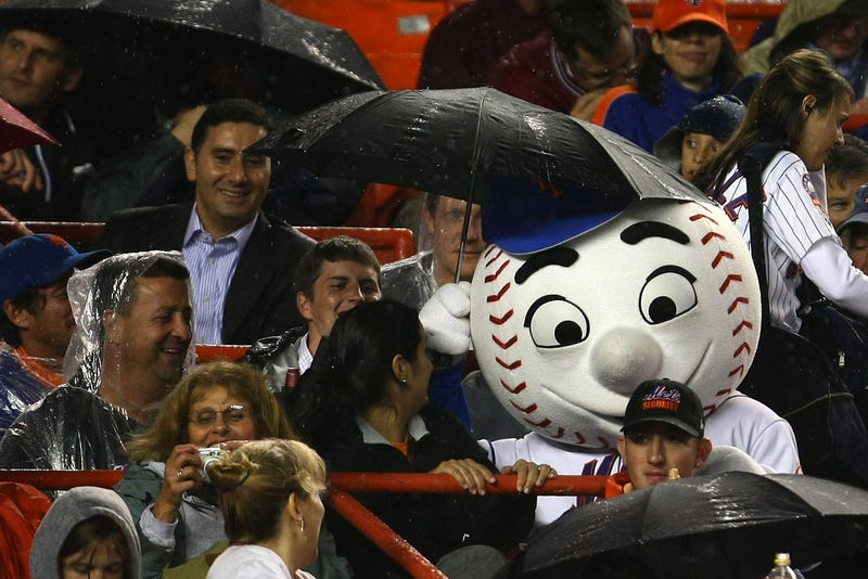 A Mets Game, As Experienced By The Team Twitter Account