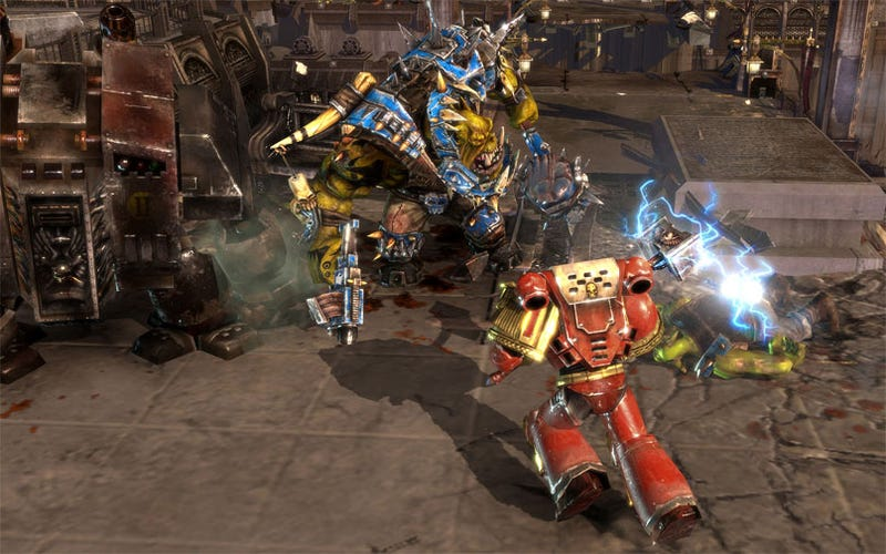 Dawn Of War II Gets Major Update This Month
