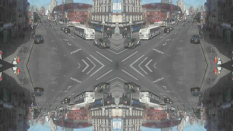 These Trippy Rorschach Landscapes Came From NYC Surveillance Cameras