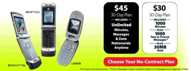 Walmart Offering $45 Unlimited Cellphone Plan Nationwide
