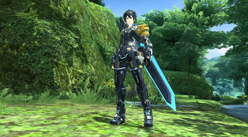Our First Look At Phantasy Star Online 2 In Action