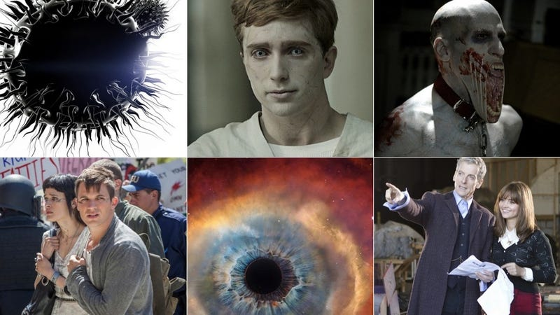 The Ultimate Guide to 2014's Science Fiction and Fantasy TV