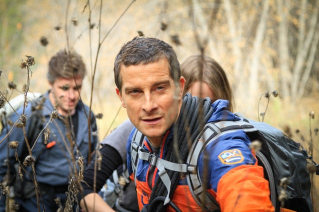I Went Camping With Bear Grylls, And Survived