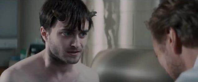 Horns Trailer Shows Daniel Radcliffe Utilizing His New Demonic Powers
