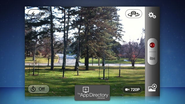 The Best Video Camera App for iPhone
