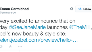 Jezebel's new beauty and style site