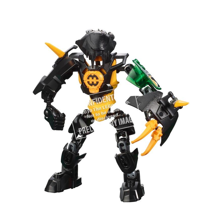 Lego Heroes Factory 2011 Gallery