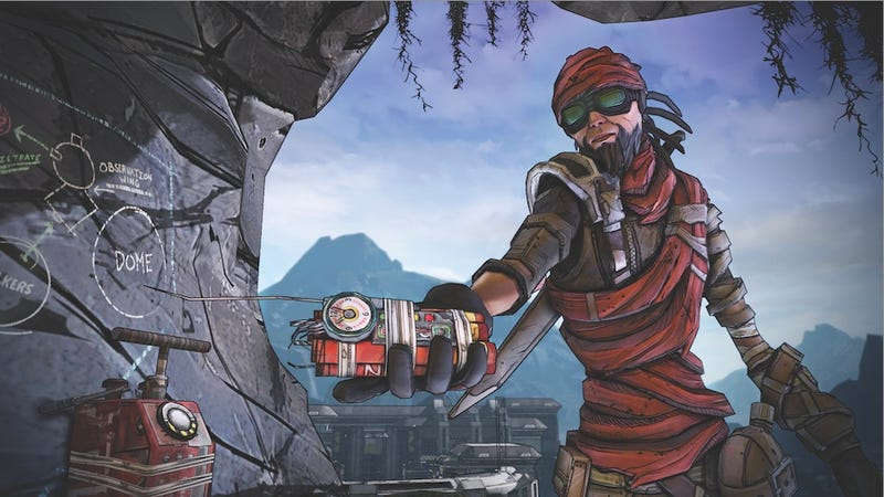 'Season Pass' Gets You All of Borderlands 2's DLC