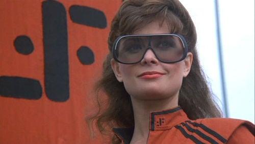 Jane Badler will play Morena Baccarin's reptilian mom on V next season