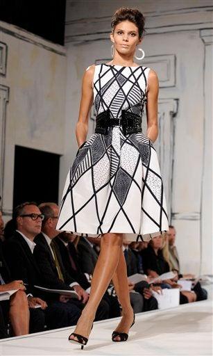 Fashion Show: Oscar de la Renta